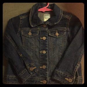 Old navy 2t denim jacket